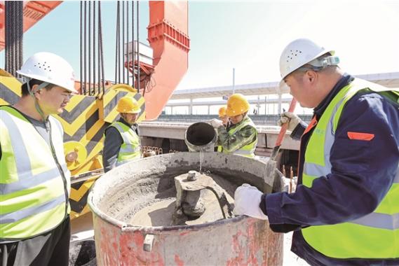 南沿江城際鐵路工程有序推進